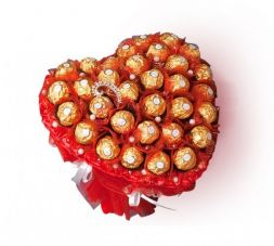 candy bouquet Ferrero