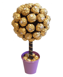 tree Ferrero Rocher