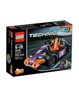 Lego Race Kart Building Set