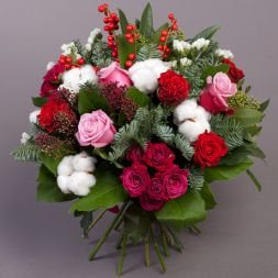 "Bouquet ""Christmas assorted"""