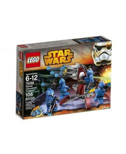 Set de construcție Lego Senate Commando Troopers