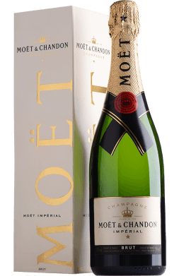 шампанское Moet & Chandon Imperial Brut