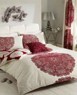 Double duvet cover set