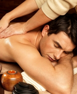 certificate for spa complex for men