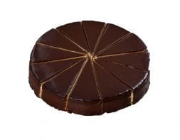 chocolate cake on order