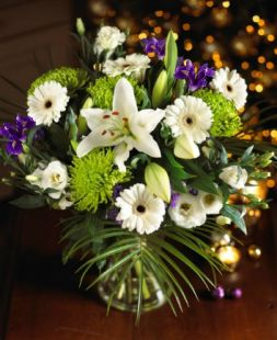 "Bouquet ""Christmas morning"""