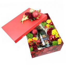 "Gift set ""Holiday"""