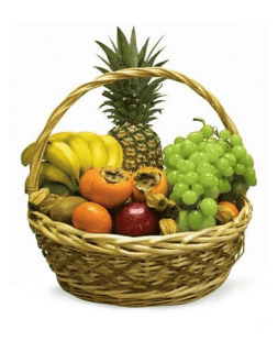 "Basket ""East abundance"""
