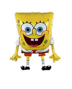 "Balon din folie ""SpongeBob"""