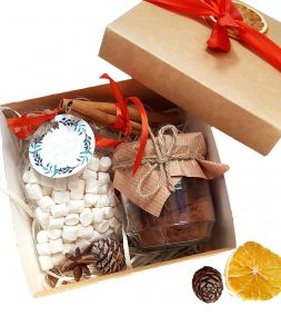 "gift set ""With Cocoa"""