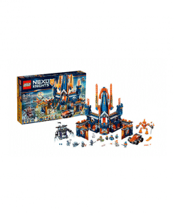 Lego Nexo Knights Castle Knighton