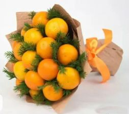 "Bouquet of tangerine ""Scent Holiday"""