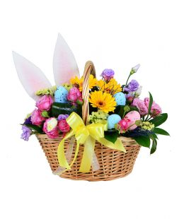 "Easter basket ""Sunshine"""