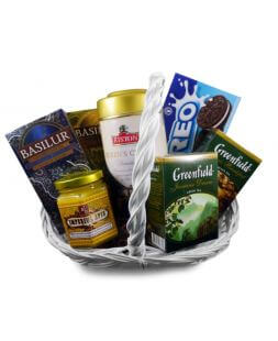 "Basket ""Tea pleasure"""