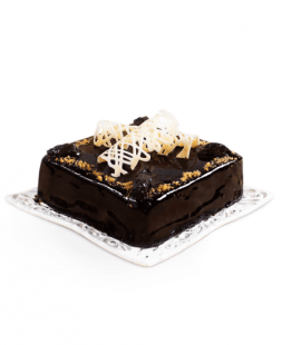 "Cake ""The evening"" with prunes"