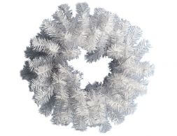 "Christmas wreath ""White"""