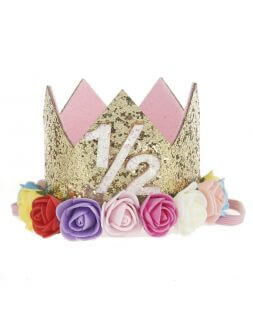 crown for child one and a half year old