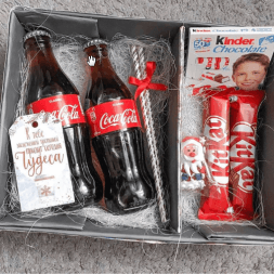 gift Set with Coca-Cola