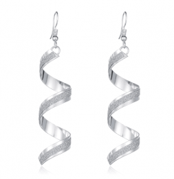 "Earrings ""Spiral"""