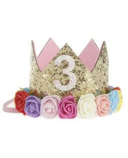 crown for children for three years old
