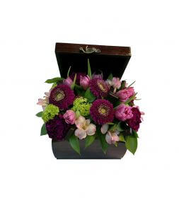 "Bouquet in a box ""Tenderness"""
