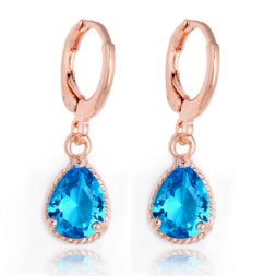 "earrings ""A drop of water"""