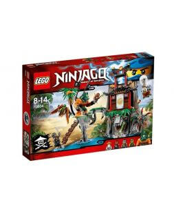 set Lego Tiger Widow Island
