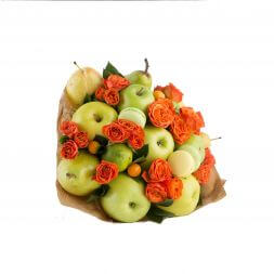 "Bouquet ""Apple dessert"""
