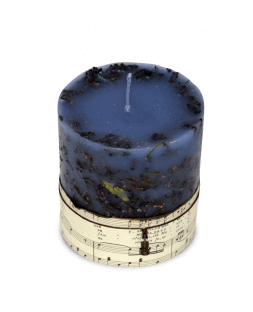 "Candle ""Blue harbour"""