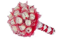 original bouquet of sweets Raffaello