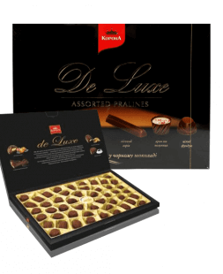 Sweets Korona de lux dark chocolate