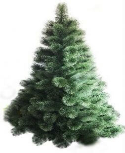 Decorative Christmas tree 100 cm