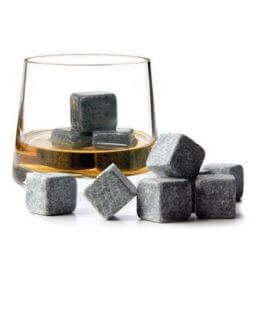 Stones for whiskey