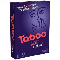 Board game Hasbro Taboo