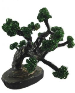 "Tree of beads ""Small Bonsai"""