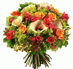 "Bouquet ""Flower Ball"""