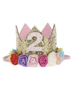 crown for children for two years old