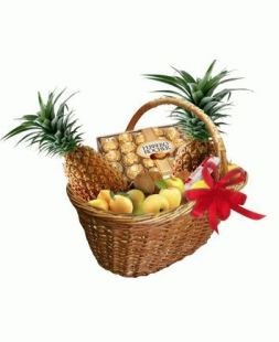basket of fruits Edem