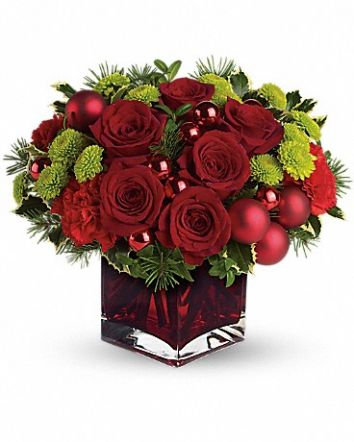 "Bouquet ""Christmas miracle"""