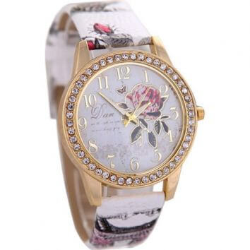Ladies watch Geneva CO 013