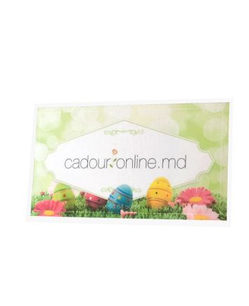 "Gift card ""Easter"""