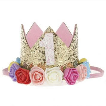 Crown for children one year old