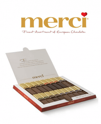 Chocolate Merci Finest Selection